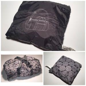 IKEA Foldable Gray Travel Bag